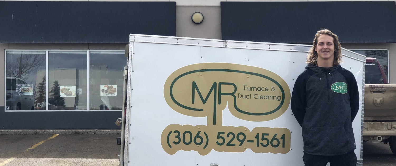 MR furnace and Duct- Mason